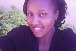Pretty woman asks Kenyans on Facebook to help convince her husband not to divorce her