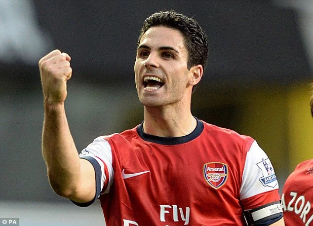Mikel Arteta to take coaching role at Manchester City