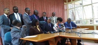 Jubilee government secures Kenyans' freedom from Ugandan jails following outcry by ODM MPs