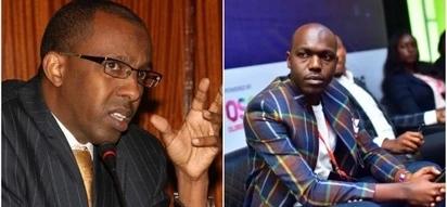 Wakili Ahmednassir amshauri Larry Madowo kujiuzulu kwa kudharau mwajiri wake
