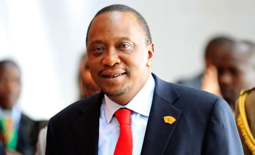 Uhuru Mourns prominent businessman