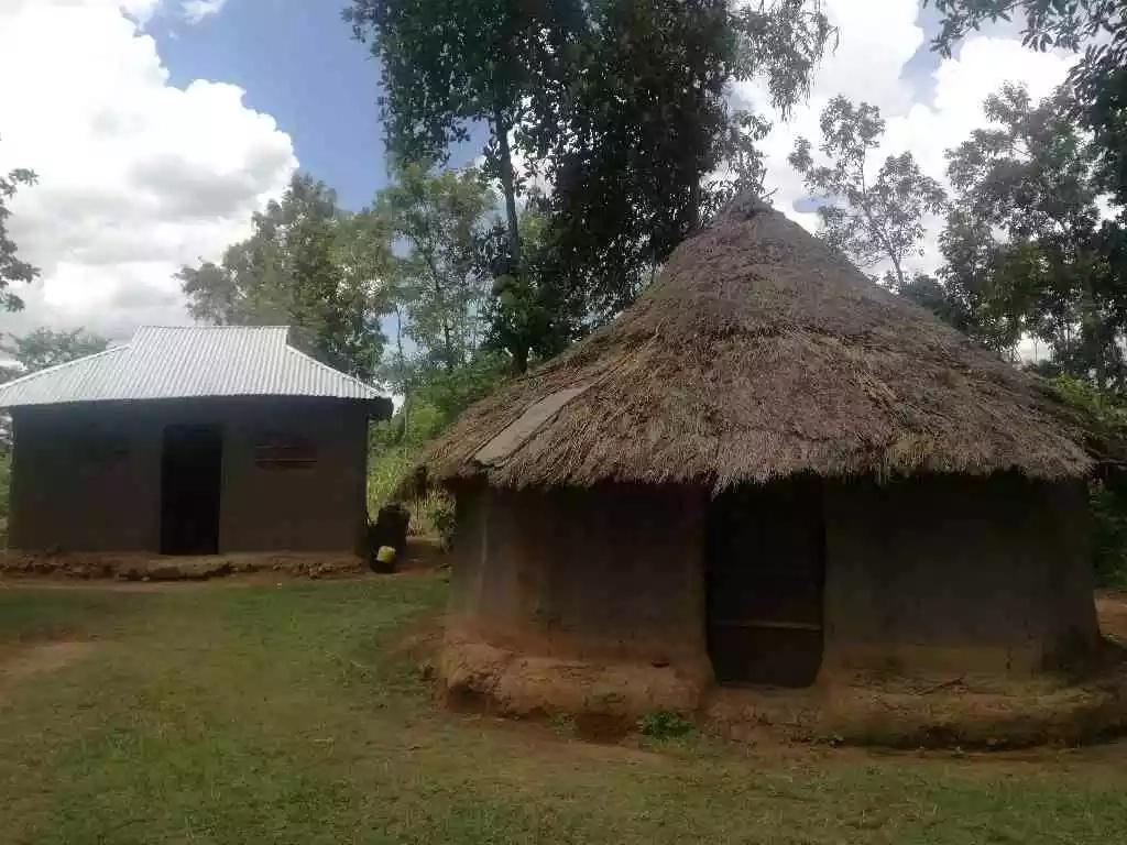 Mwanamke aangusha UKUTA akiyakimbia MATESO Ya mumewe Migori