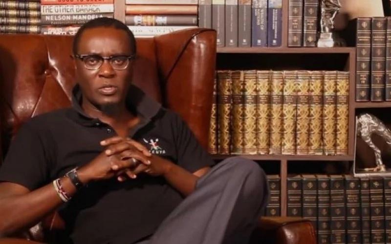 If Uhuru arrests Raila, the country will burn - Mutahi Ngunyi