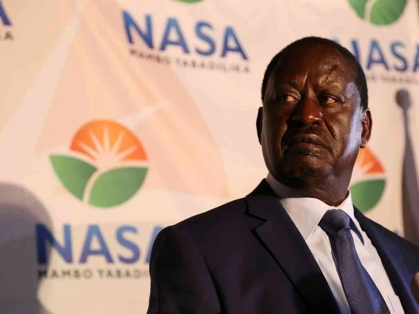 Primary school teacher is killed while defending Raila's withdrawal from the presidential race