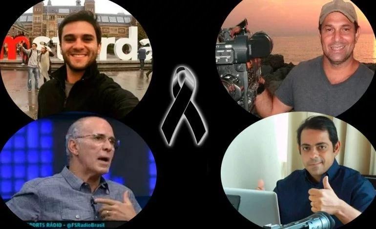 21 periodistas también perdieron la vida en la trajedia de Chapecoense
