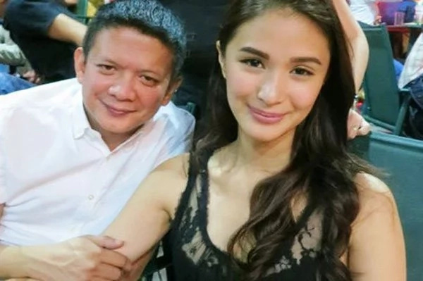 Heart Evangelista says Chiz Escudero dreams for her to do a 'Malena'-like film