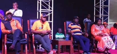 Raila Odinga's speech cut short during Mombasa ODM rally
