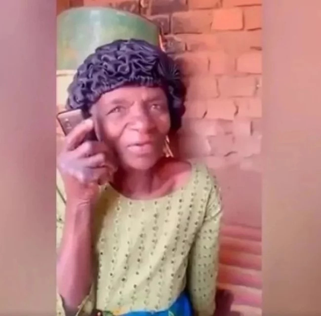 This grandma is simply epic, she will make you laugh hard