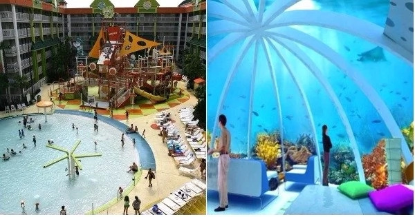 LOOK: Nickelodeon will push through in building a theme park in Coron, Palawan