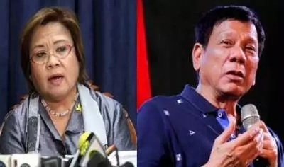 LP defends De Lima amid DU30's tirades, calls for senate to support the senator