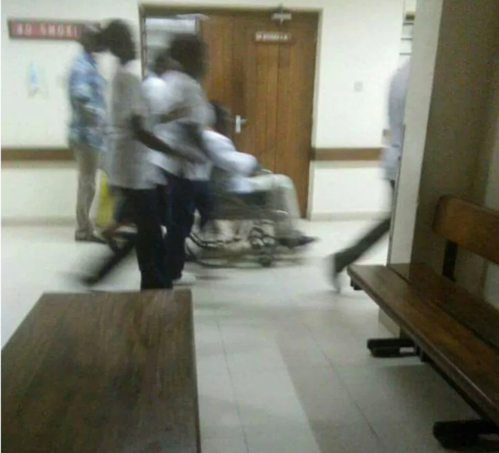 Raila Odinga rushed to hospital and TUKO.co.ke has all the details