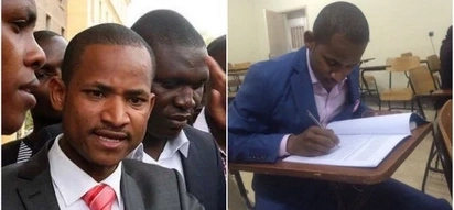 Babu Owino goes back to school, claims he wants to learn more about revolutionary tactics