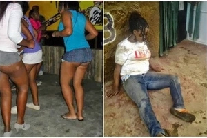 Luo lady offers police officer sex in exchange for freedom and it's interesting (video)