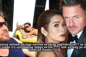 Confirmed! Pokwang is 7 weeks pregnant!