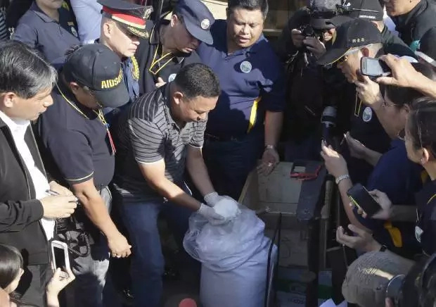 4 suspects dead in an anti-drug operation in QC