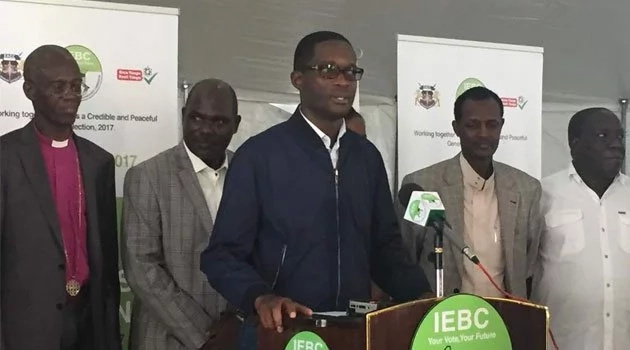 Start packing your belongings - NASA tells Chebukati and Chiloba