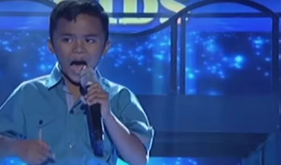 Tindi naman ng boses! Talented kid wows netizens with powerful vocals