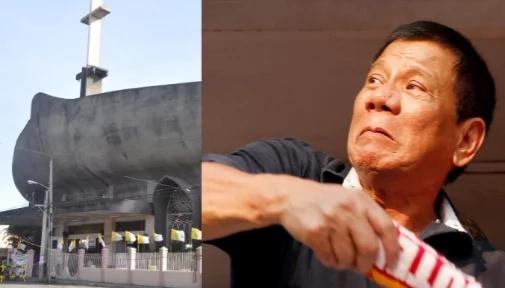 Duterte slams the Catholic Church anew