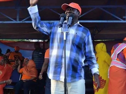 Govt moves in to stop Raila's People's Assembly ahead of his swearing in