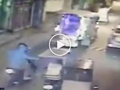 Walang awang pagpatay! Pinoy riding-in-tandem gunmen brutally murder defenseless tricycle driver