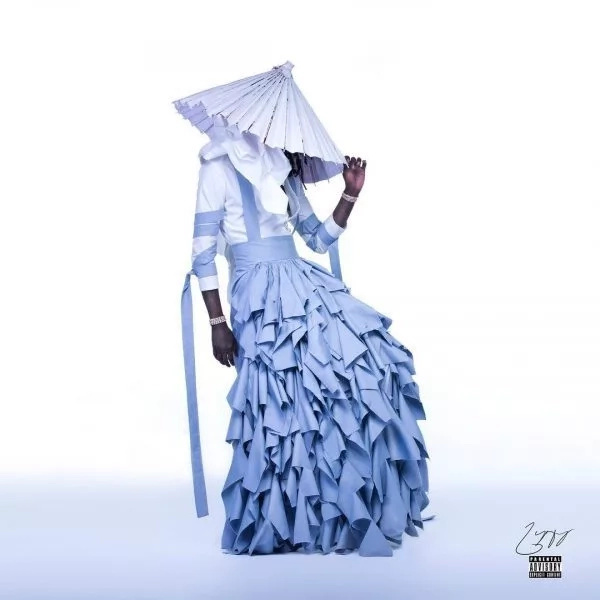 Shock as popular artist poses in a wedding dress for his album cover