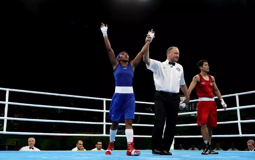 Colombia se aseguró otra medalla gracias a Ingrit Valencia