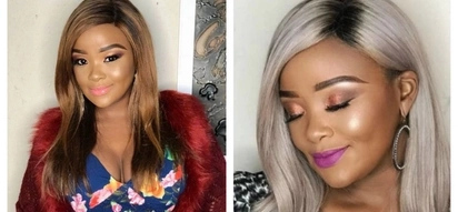Nonhle Thema focuses on new marriage, says she's over the famous life