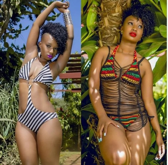 Feast your eyes on the 7 hottest bikini photos of Kenyan celebrities