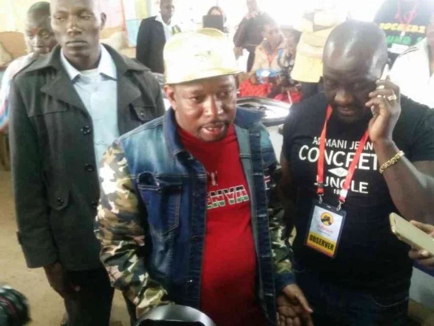 Live updates: These are the unofficial results from all over Nairobi