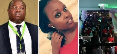 The club where IEBC manager for ICT and a lady partied before their deaths