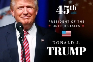 TUKO Live Feed: Trump becomes the 45th President of America