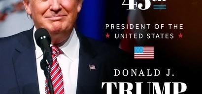 TUKO Live Feed: Trump becomes the 45th President of America