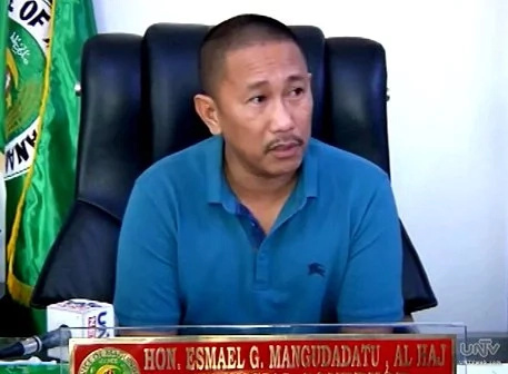 Mangudadatu joins Duterte in war against drugs