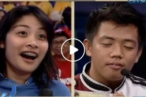 Game show contestant bravely uses TV airtime to confess romantic love for best friend