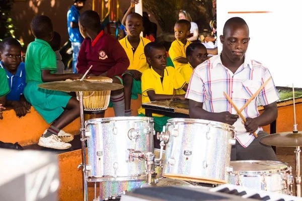 Music heals! Music therapy changes lives of special needs children, helps them to learn