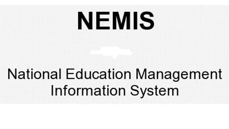 nemis portal, nemis log in, ministry of education nemis