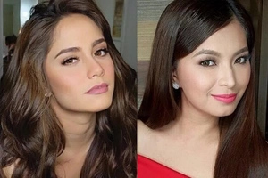 Coincidence again? Jessy Mendiola's photo resembles Angel Locsin's Insta post