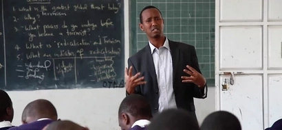 Will this Kenyan teacher win KSh 102 million?
