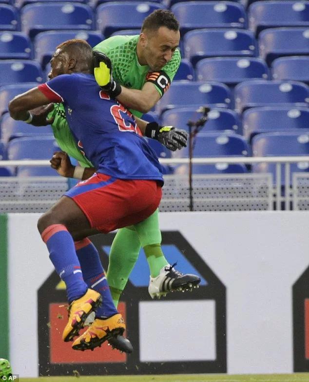 Europe stars to meet in Copa America tournament