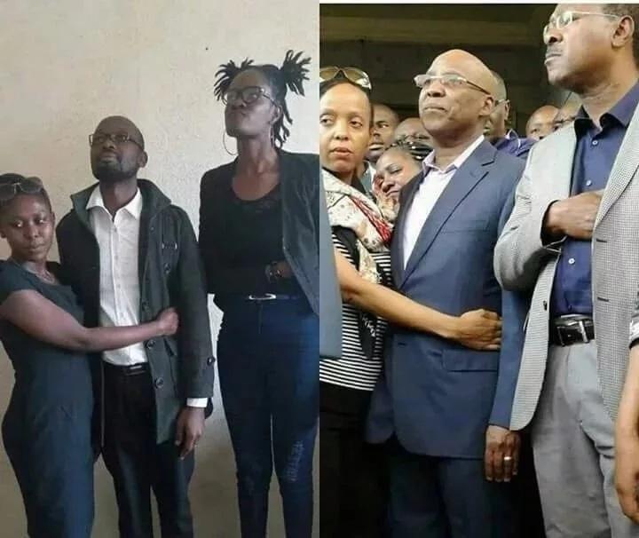 Jimmy Wanjigi Wife: the Woman behind Wanjigi's Success