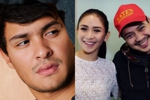 Does Matteo Guidicelli approve of Sarah Geronimo's reunion movie with John Lloyd Cruz?
