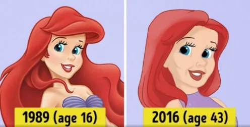 What Disney princesses would look like in 2016?