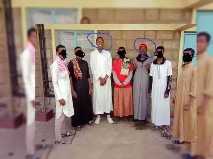 Maafisa wa Polisi wanatafuta wahalifu hawa kwa mauaji ya kinyama