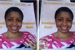 Kenyan single mum dies in busy highway, Kenyans on Facebook shoulder the blame