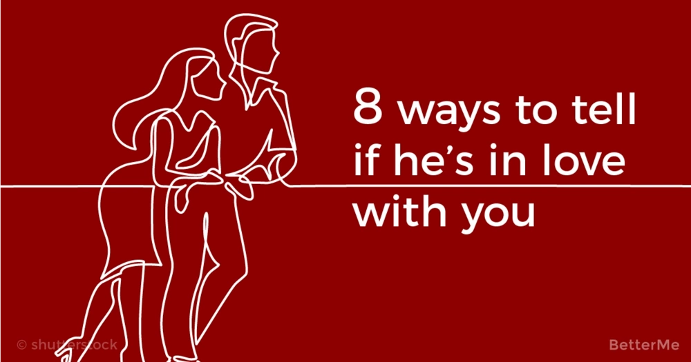 8 ways to understand if he is in love with you