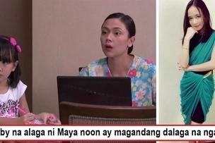Naaalala niyo pa ba si Abby? Maya and Ser Chief's baby Abby, Mutya Orquia, is all grown-up now and stuns as a teen