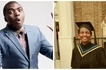 Never too late to go to school! Popular comedian's mother GRADUATES from university at age 58 (photo)