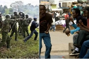 Police have killed almost 700 people so far