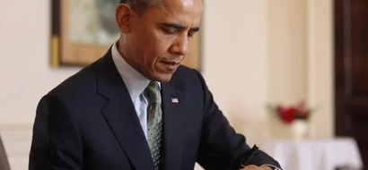 Obama Writes Letter From The Heart To Activist Boniface Mwangi, See What He Said