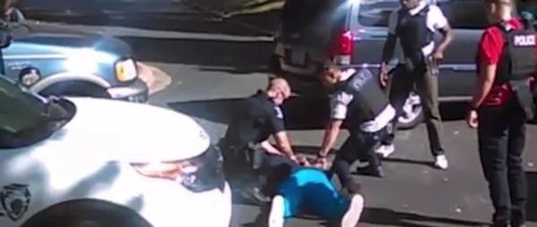 Policía de Charlotte libera video del tiroteo fatal de Keith Lamont Scott
